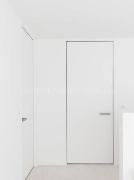 Invisible Doors Color White (окрашенные эмаль)